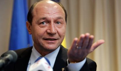 Румънският парламент гласува за отстраняването на президента Бъсеску