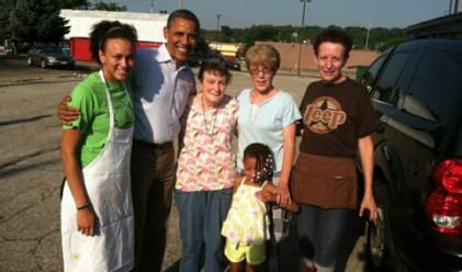 Собственичка на заведение почина малко след посещение от Обама
