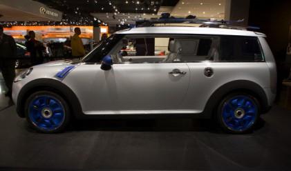 BMW инвестира 387 млн. долара в производството на Mini