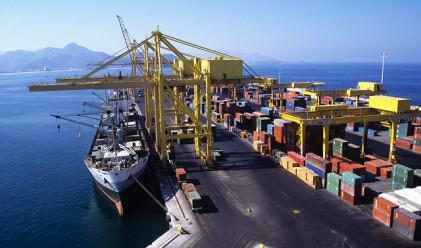 Износът за ЕС намалява с 1.4% за периода януари - април 2012 г.