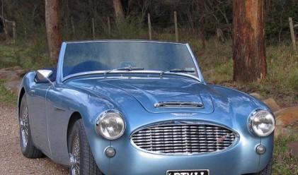 Американец намери откраднатата му преди 42 години кола