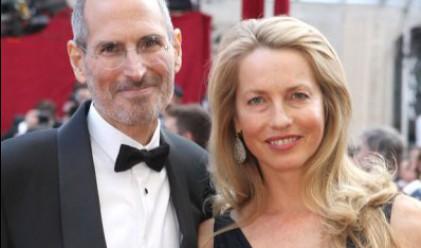 Жената на Стив Джобс си купи къща в Сън Вали