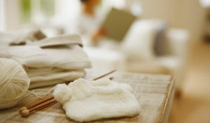8 млн. долара за плетене на чорапи