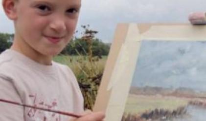 На 9 години това момче е на път да стане милионер