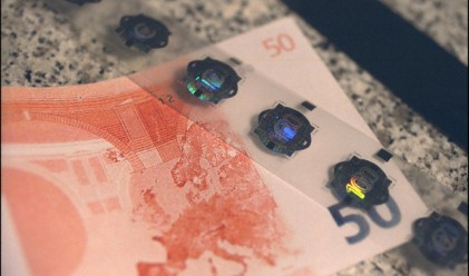 Фалшиви евро донесли загуби от 1.1 млн. за германската икономика