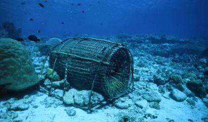 Изба на дъното на океана