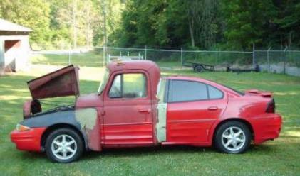 Най-ужасният автомобил в света се продава