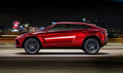 Lamborghini работи по най-евтиния си автомобил