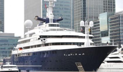 Луксозни яхти наводниха Лондон за Олимпиадата