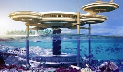 Хотели под водата