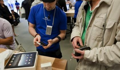 Apple е продала 17 милиона таблета iPad през второто тримесечие