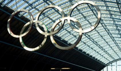 Египетските спортисти с екипи менте на Олимпиадата