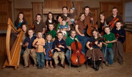Най-големите семейства в историята