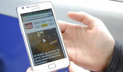 Печалбите на Samsung скачат до небето благодарение на смартфоните