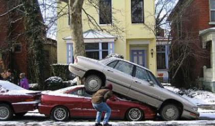 Колите растат, местата за паркиране се смаляват