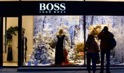 Hugo Boss със 77.9% печалба за тримесечие