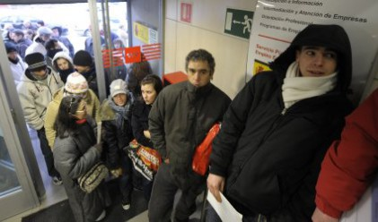 Безработицата в Германия рязко расте, в Италия-постави рекорд