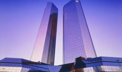Deutsche Bank с рекордни загуби в инвестиционното банкиране