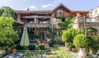 Уникална къща в Бояна под наем за 4 000 евро/месец