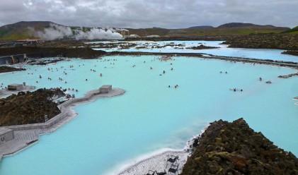 На почивка: в Синята Лагуна в Исландия