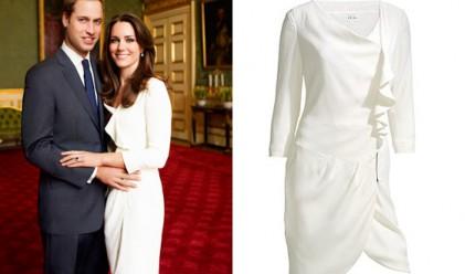 Евтините рокли, които херцогиня Кейт превърна в хит (снимки)