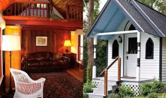 Още от най-малките къщи в света