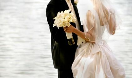 Нова мода при сватбените снимки