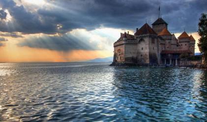25 великолепни замъци и техните древни истории