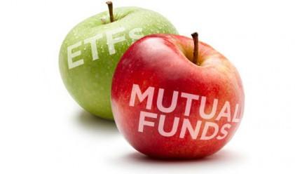 Каква е разликата между индексен и взаимен фонд