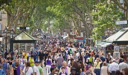 Барселона се задушава от прекалено много туристи