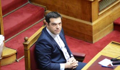 Гръцкият парламент одобри предложените от Ципрас реформи