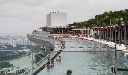 Колко струва нощувка в Marina Bay Sands в Сингапур