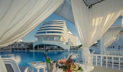 Заповядайте в хотел Титаник в... Турция
