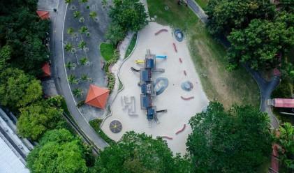 Как изглеждат детските площадки в Сингапур?