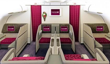 Креслата на коя авиокомпания са най-удобни?