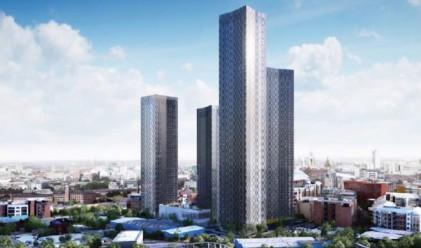 Това ще е най-високата сграда в Манчестър
