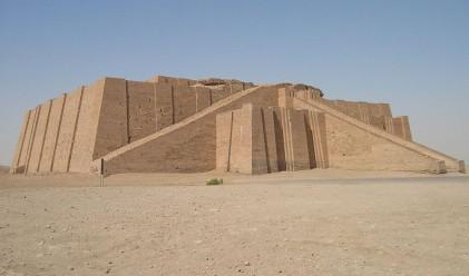 Защо Садам Хюсеин използва древен паметник за военна база