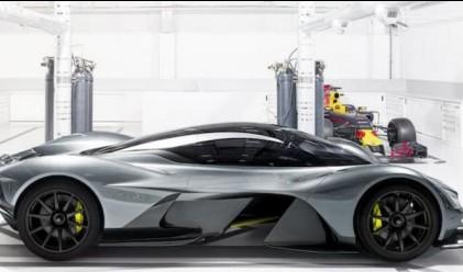 Aston Martin представи своята хиперкола