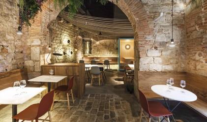 La Bona Sort - най-необикновеният ресторант в Барселона
