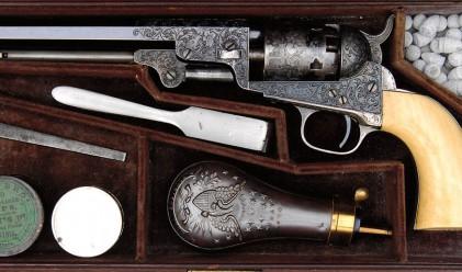 Топ 10 най-скъпите в света антични оръжия