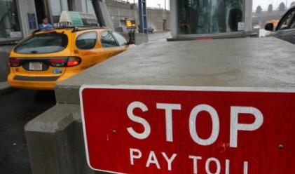 От днес вече се плаща тол такса на магистралата за Солун