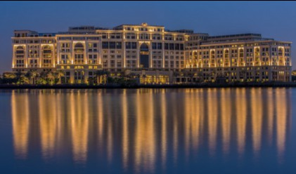 Това е най-новият хотел в Дубай