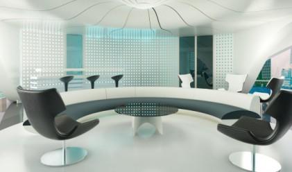 Китайци показаха офиса на бъдещето