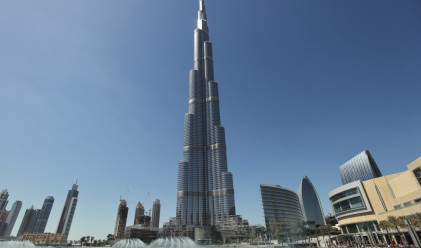 Най-високите и големи сгради в Дубай