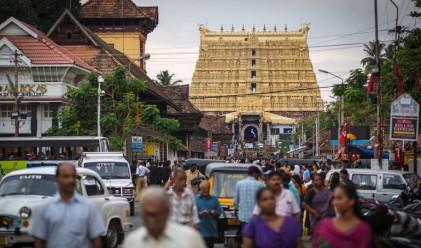 Най-голямото съкровище в света се крие зад стените на този храм