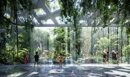 В Дубай строят небостъргач, в който ще има тропическа гора
