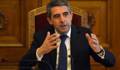 Плевнелиев:Мирът в Турция е от първостепенно значение за България