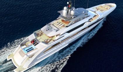 Цената на тази луксозна яхта може би е около 920 млн. долара
