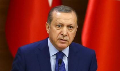 Животът на Реджеп Ердоган е бил застрашен