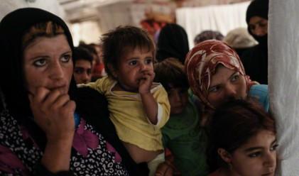 100 задържани при акция за нелегални имигранти в столицата